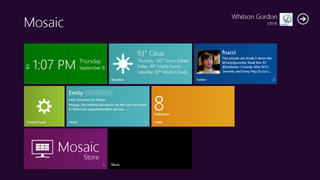 Illustration for article titled Mosaic Brings the Windows 8 Metro UI to Windows 7