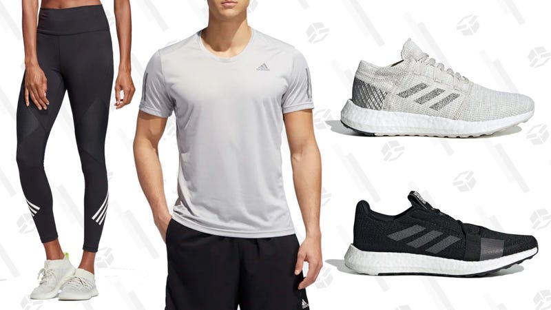 30% Off Select Styles  Adidas   Promo code GEARUP