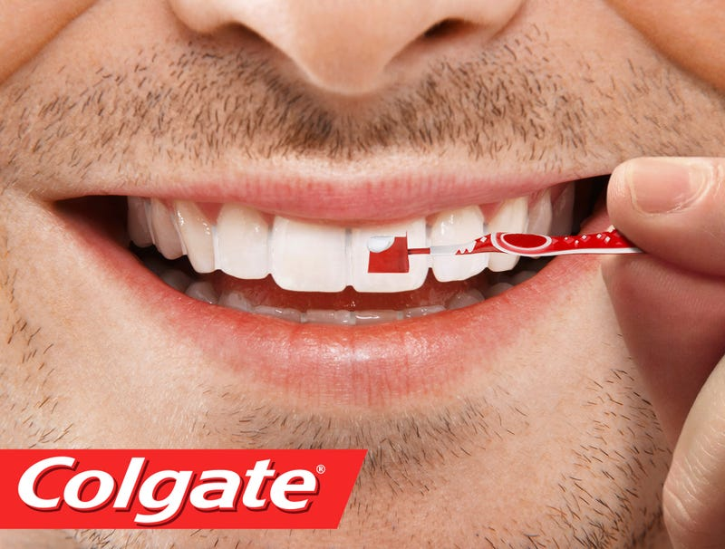 Illustration for article titled Colgate Unveils New Dental Grout To Fill In Gaps Between Teeth