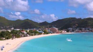 Phillipsburg and the Great Bay, St. MaartenWikimedia Commons
