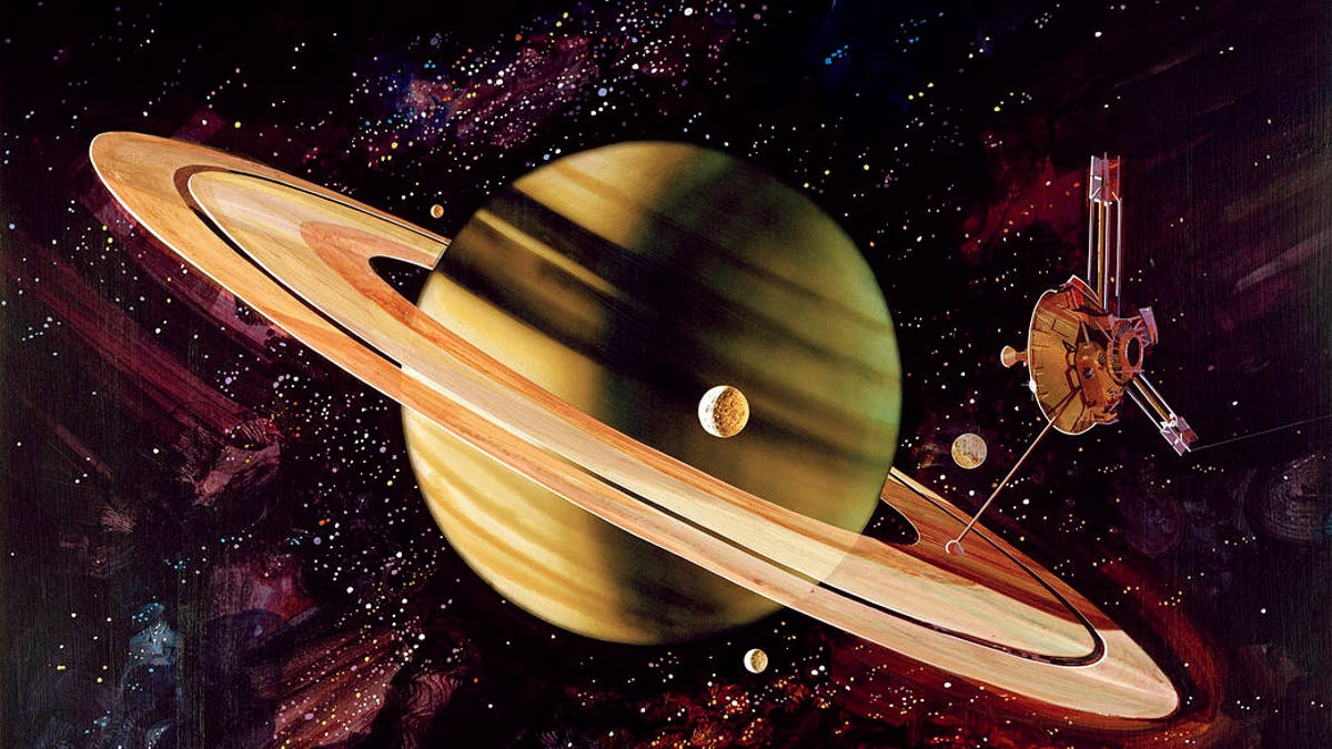 What Shapes Are Things in Outer Space?