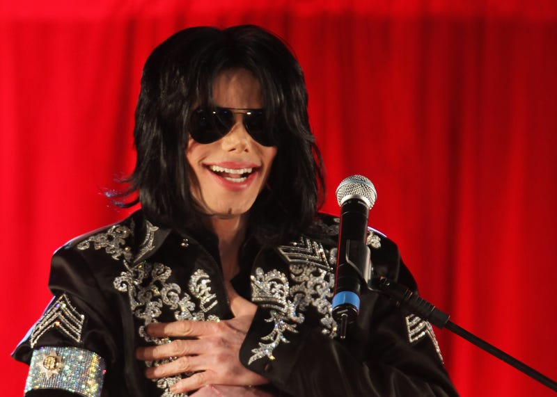 Michael Jackson in London in 2009Tim Whitby/Getty Images