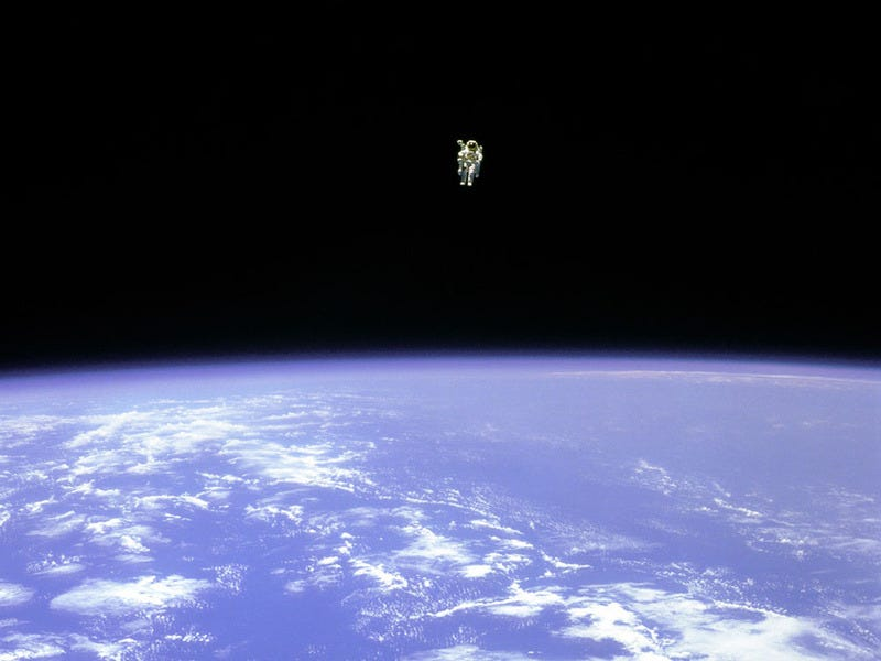 50 Years Ago The First American Walked In Space, And Didn't Want ...