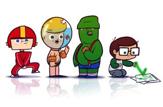 Illustration for article titled Daycare..Of Justice!!