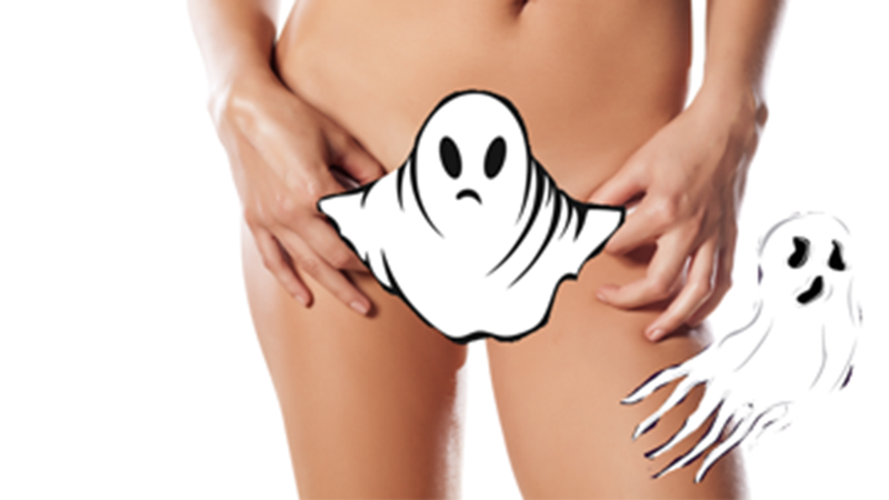 Illustration for article titled The Haunted Vagina Is the Scariest Book of The Halloween Season