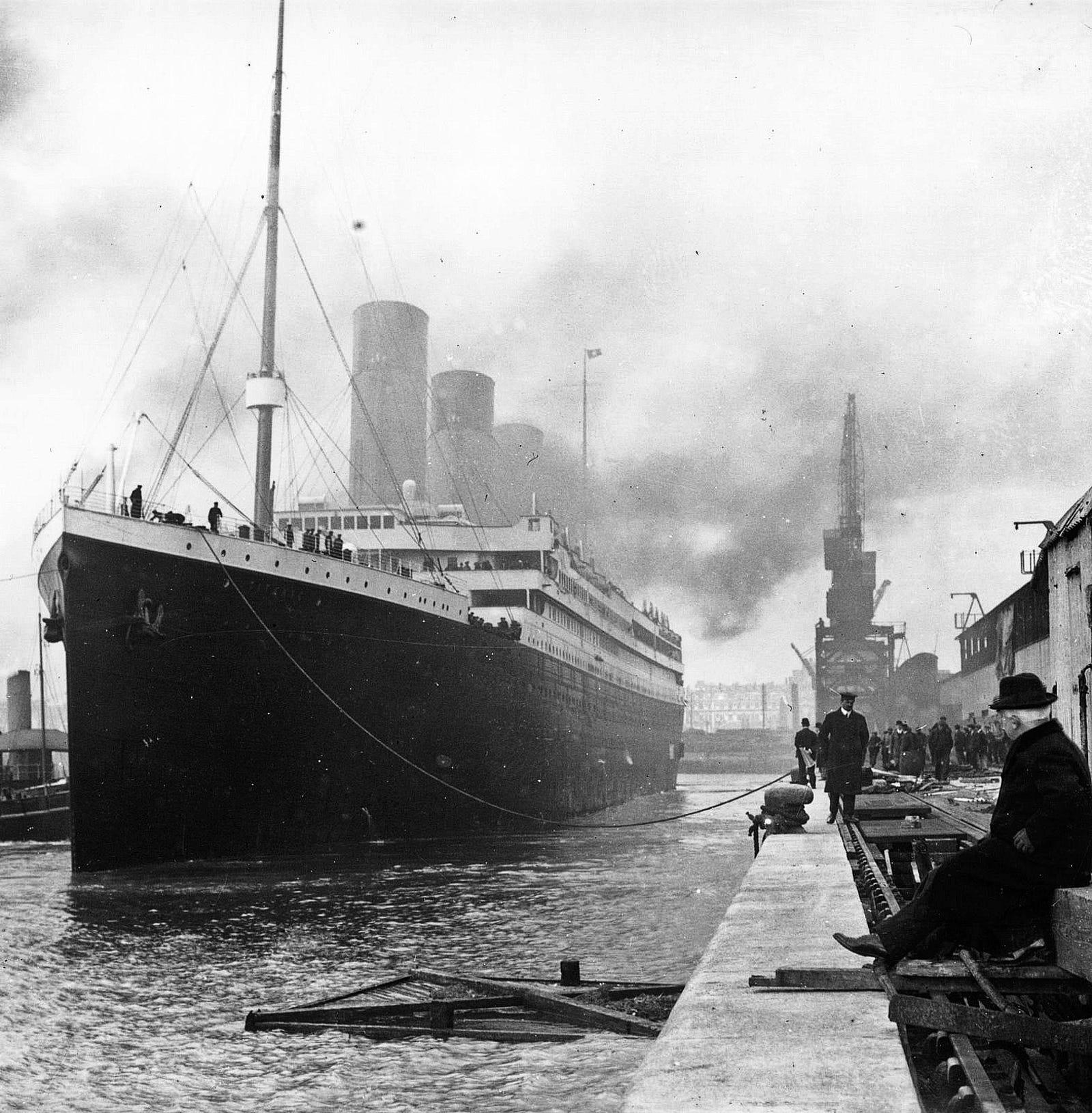 Robert Ballard y la verdadera historia del hallazgo del Titanic