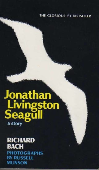 Illustration for article titled Commenter Of The Day: Jonathan Livingston Seagull Edition