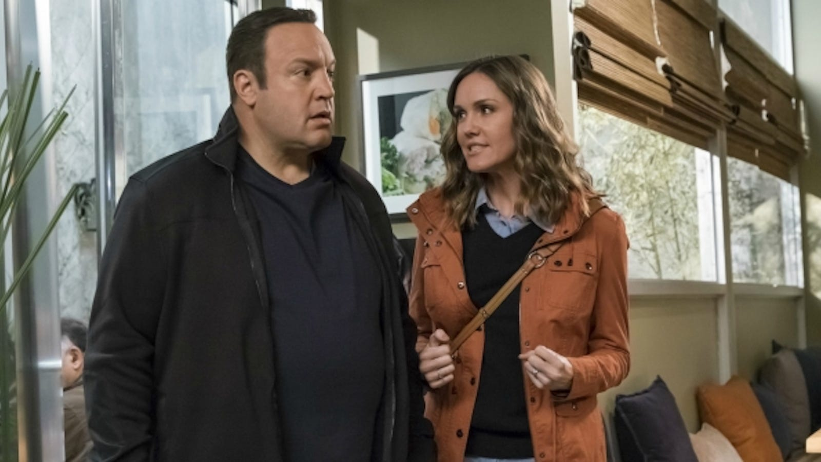 Kevin Can Wait Donna
