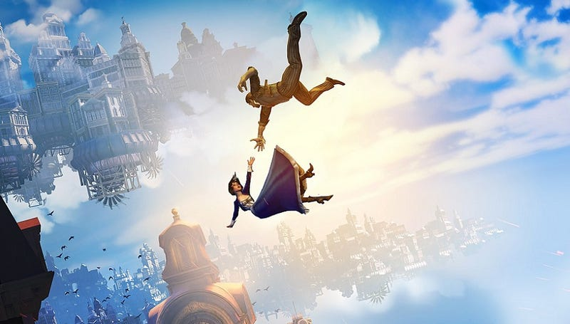 Illustration for article titled BioShock Infinite Lives, Lived, Will Live Up to (Most of) Its Hype