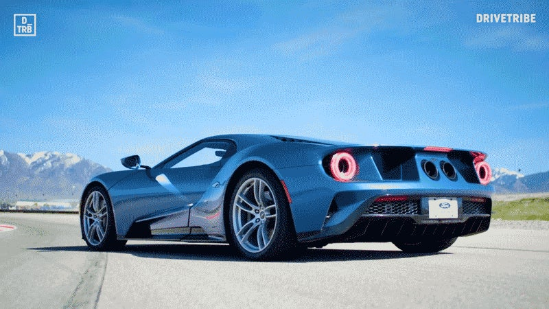 One of the coolest things about the Ford GT (or any of the new crop of active-suspension supercars todayu0027s upper class can buy) is how it squats down when ... & Ford Gt News Videos Reviews and Gossip - Jalopnik markmcfarlin.com