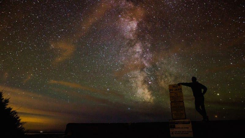 Cómo hacer mejores fotos de las estrellas usando la sencilla regla del 500