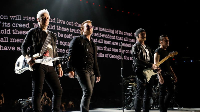 U2 gives too many fucks on the insufferable Songs Of Experience