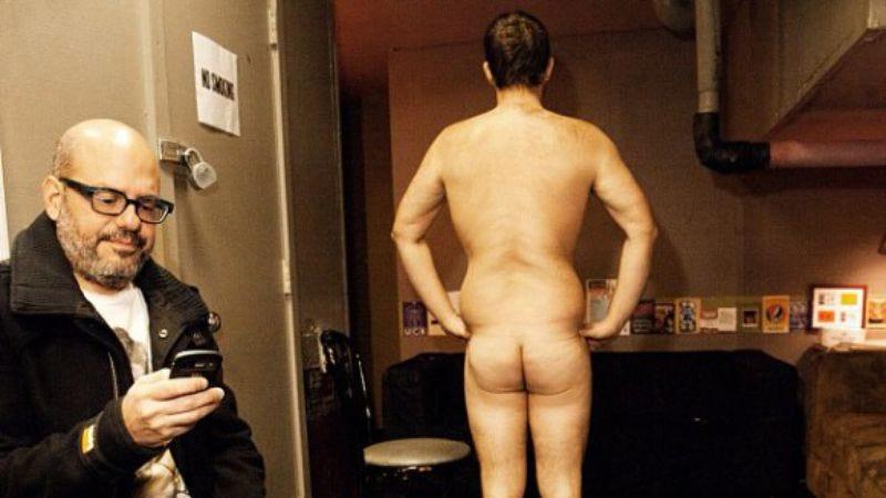 Illustration for article titled Man shares his ass with Aziz Ansari, David Cross, Zach Galifianakis