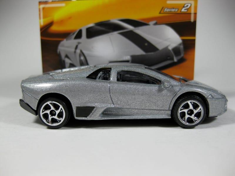 Majorette Racing Cars Series 2 (Pt  6 Lamborghini Reventon)