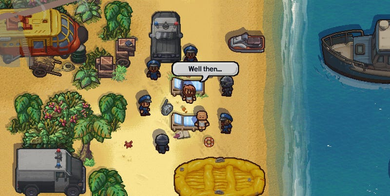 The Escapists 2 Starts With Prison Breaks, Then Gets A Lot