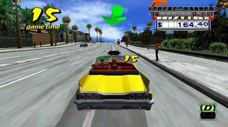Illustration for article titled Crazy Taxi, Sonic, SNK Classics & Quake, Coming Soon To Xbox Live Arcade