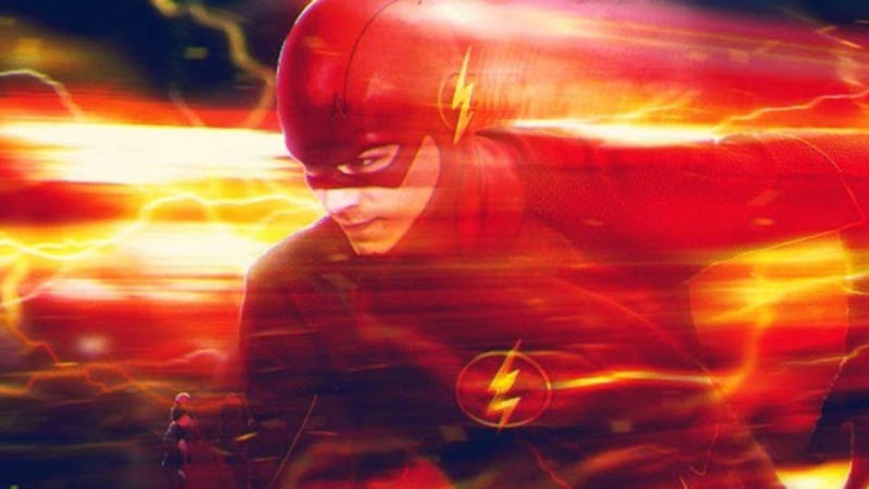 Illustration for article titled Hawkgirl And DC's Other New TV Heroes Will Debut On The Flash Finale