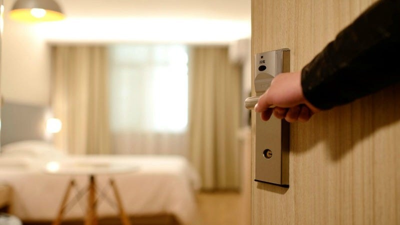 You Don T Have To Use Your Room Key To Operate Hotel Room