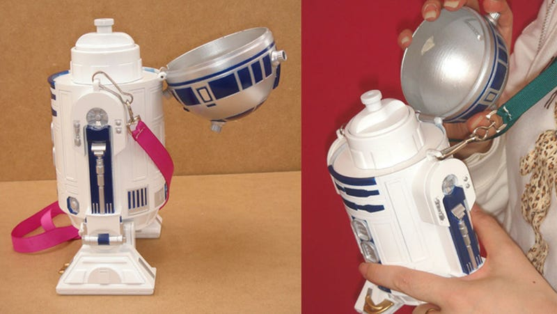 Illustration for article titled R2-D2 Water Bottle For Star Wars Sippin'