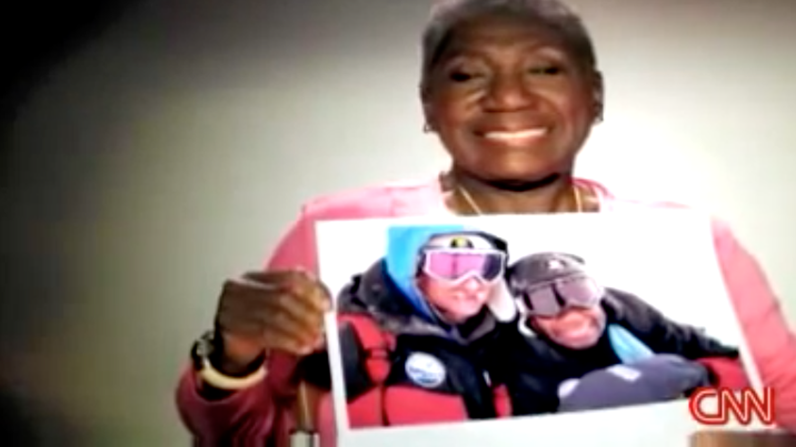 The 1st Black Woman to Reach the North and South Poles Has the Best Advice for You