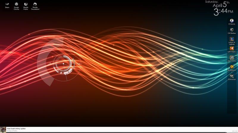Illustration for article titled The Helix Desktop