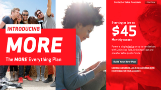 Illustration for article titled Verizon's More Everything Plan Doubles the Data on Some Plans