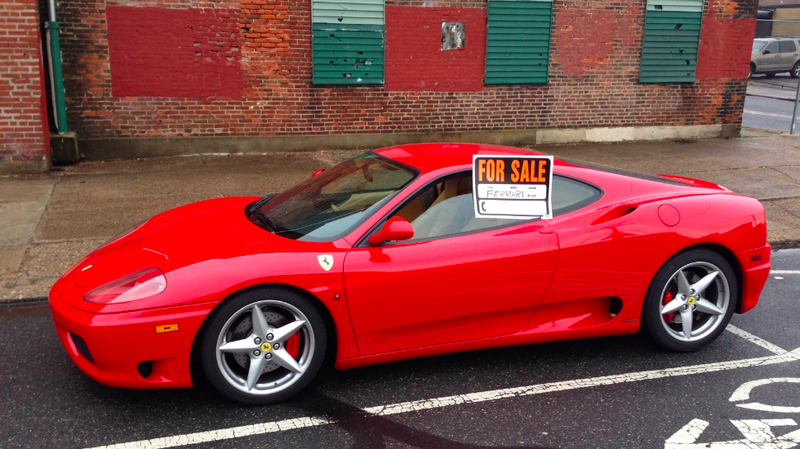 Illustration for article titled The Hardest Part Of Owning A Ferrari Is Selling It