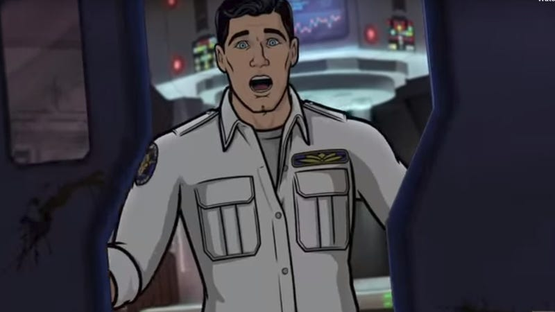 Illustration for article titled Archer: 1999 has a return date and a new trailer
