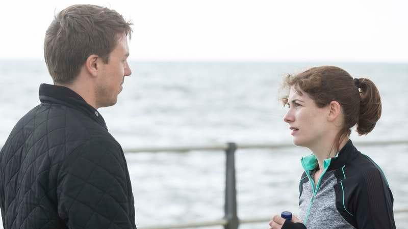 Andrew Buchan, Jodie Whittaker (Photo: BBC America)