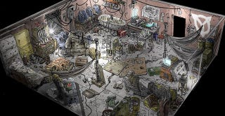 Illustration for article titled The Tiny Little World Of Killzone