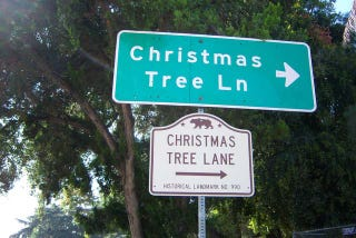 Christmas Tree Lane Hosts The Oldest Holiday Display In ...