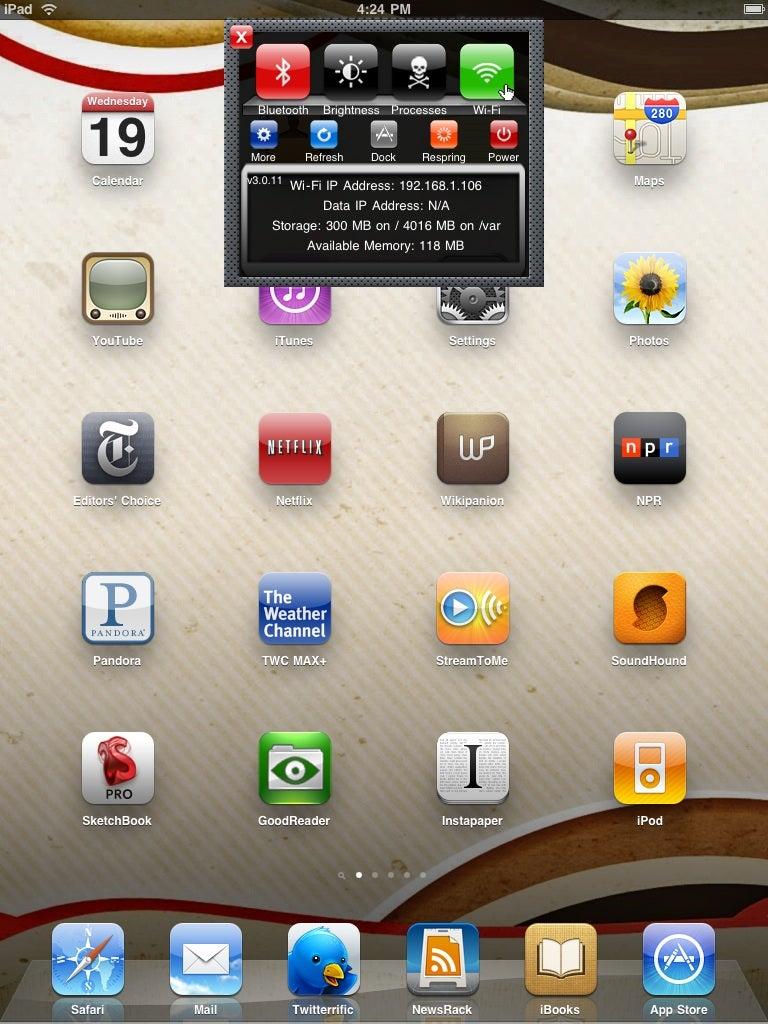 16 Reasons You Need to Jailbreak Your iPad