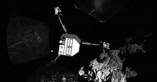 Illustration for article titled Philae podría estar listo para despertar el próximo año