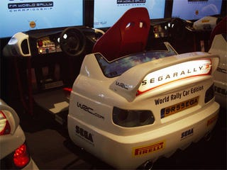 Illustration for article titled Take A Look At Sega Rally 3
