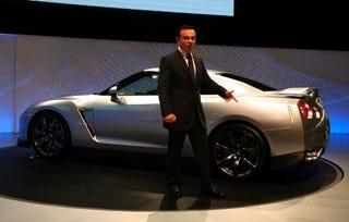Illustration for article titled Tokyo Motor Show: Nissan GT-R Revealed