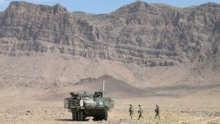 Illustration for article titled Öt ISAF-katona halt meg Afganisztánban