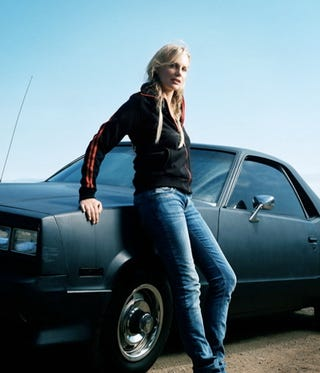 Illustration for article titled Daryl Hannah's Biodiesel El Camino For Sale, Our Heads Explode