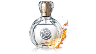 Illustration for article titled Burger King Perfume Coming to Japan. Apparently.