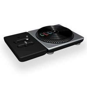 Illustration for article titled DJ Hero Controller Now Sold By Its Lonesome