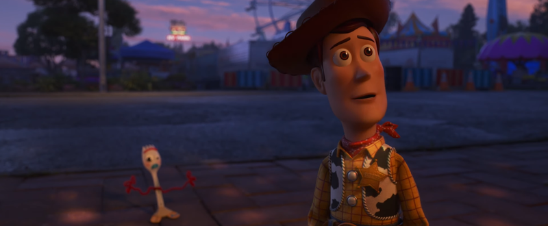 The First Full Trailer for Toy Story 4 Gives Woody a Grand New Quest