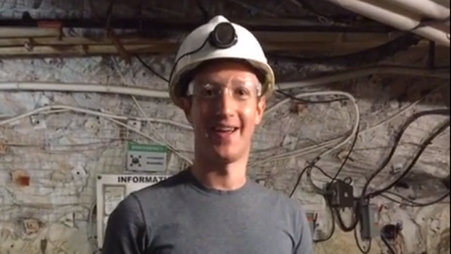 Facebook May Have Built Mark Zuckerberg an Escape Tunnel Nicknamed the  Panic Chute