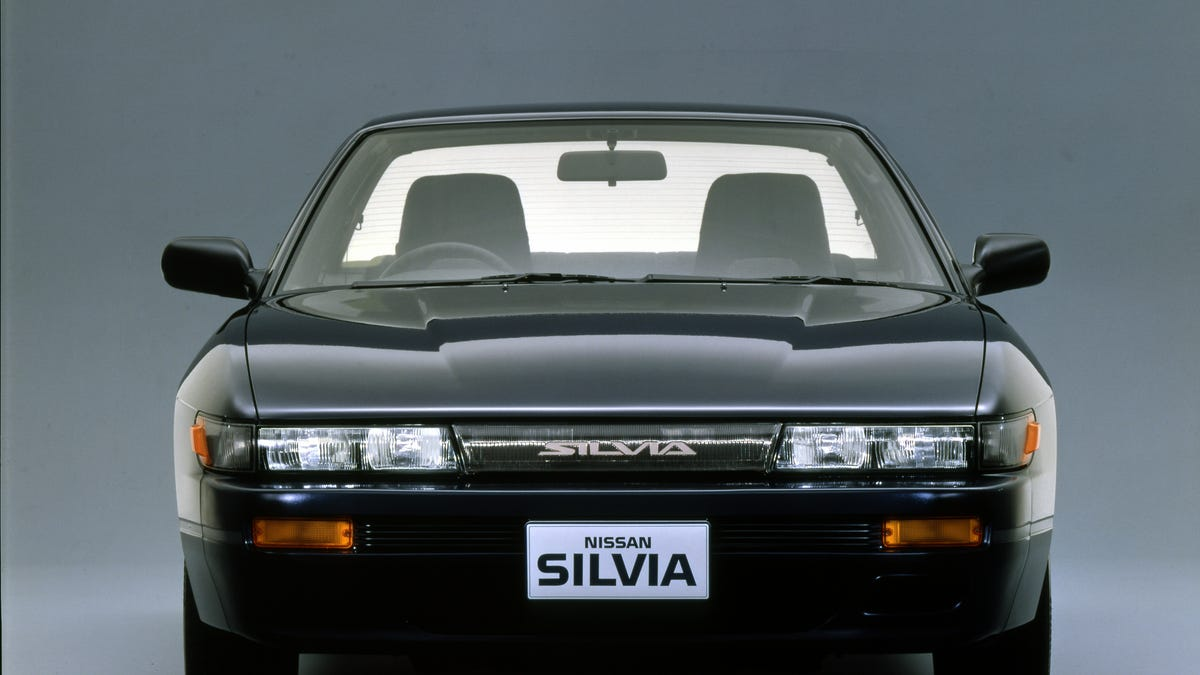 Every Single Generation of the Nissan Silvia Is Cool as Hell