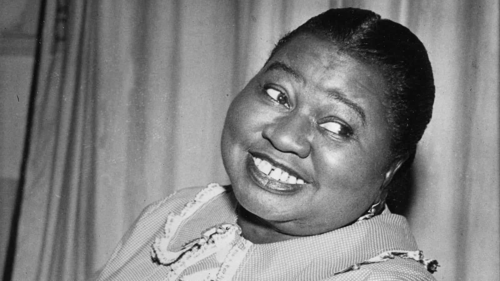Hattie McDaniel, First Black Woman to Receive an Oscar, Gets a Biopic