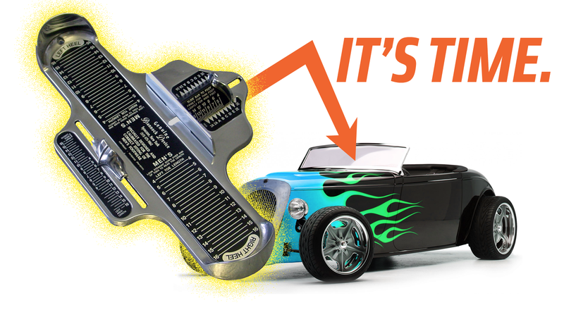 Illustration for article titled Hot Rod Builders: It's Time to Incorporate the Brannock Device