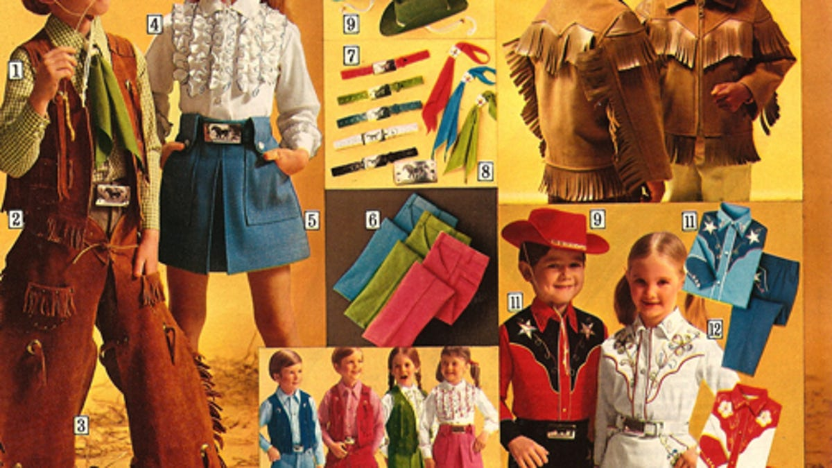 e7504fbfa7466 The Best Sears Kids' Fashions For Spring… Of 1972