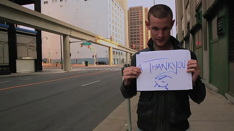 Illustration for article titled Matt Smith is slightly unhinged in his touching Thank You to Who fans