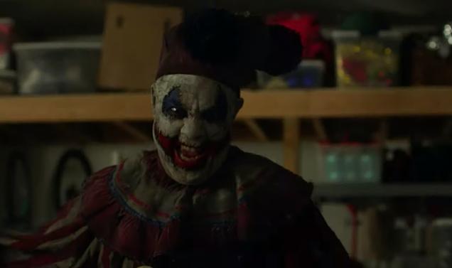 Not even Supernatural's final season trailer is free of the murder clown menace
