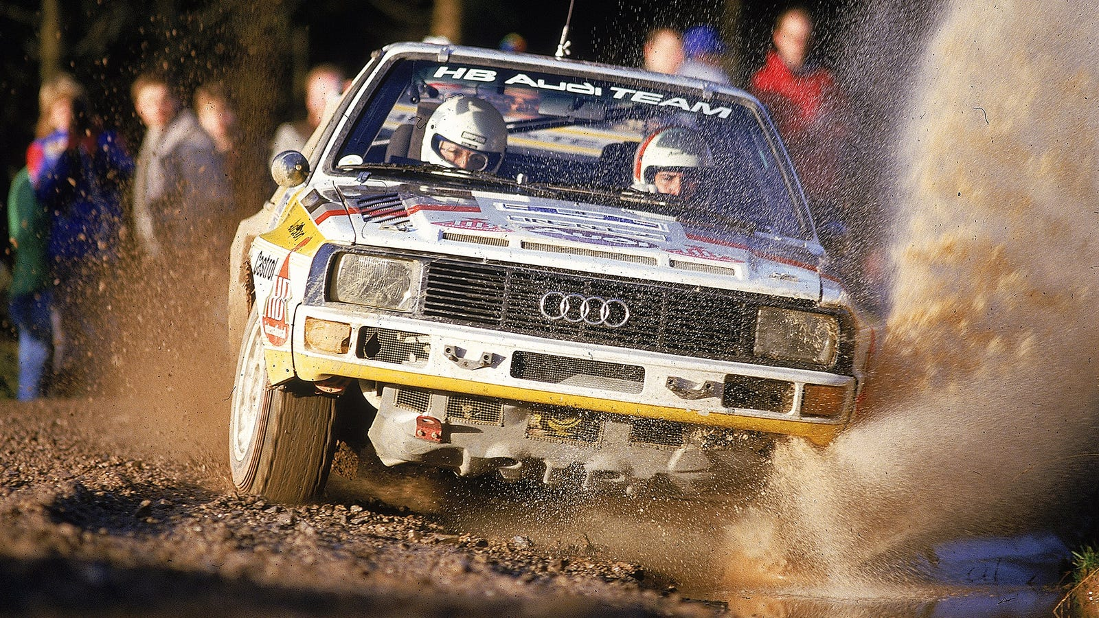Michele Mouton World Rally Championship runner-up