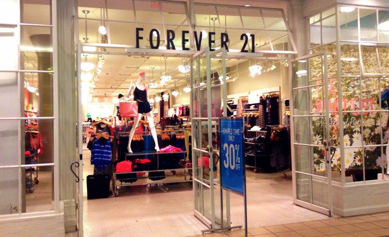 Illustration for article titled Adobe Is Suing Forever 21 For Stealing Photoshop