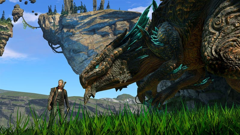 Illustration for article titled Microsoft Cancels Scalebound [UPDATE]